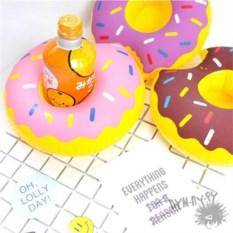Надувной подстаканник Пончик