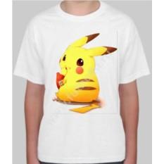 Детская футболка с Пикачу