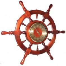 Часы Штурвал, d 70 см