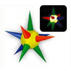 Надувная фигура Звезда