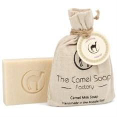 Мыло из верблюжьего молока Лаванда The Camel Soap Factory