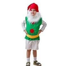Карнавальный костюм Гном (малый)