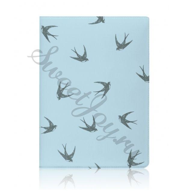 Обложка для паспорта Miusli Swallows