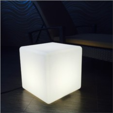 Светодиодный Куб Jellymoon Cube 50 см на аккумуляторе