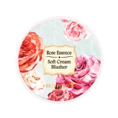 Румяна Skinfood Rose essence soft cream blusher