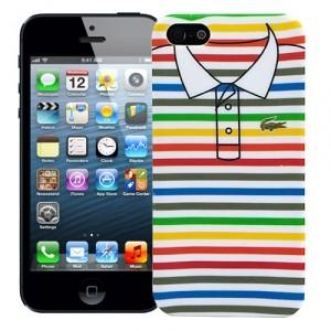 Чехол для iPhone 5 Thin stripes, серия Sports shirt