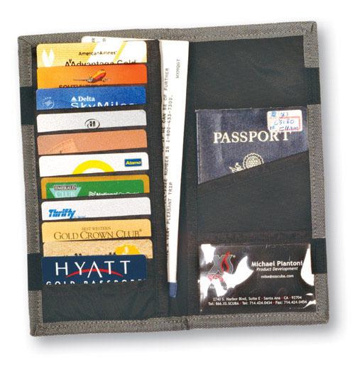 Бумажник Travel