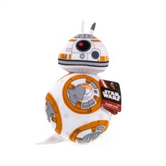 Плюшевая игрушка Star Wars со звуком Дроид BB-8