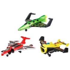 Модель самолета Mattel Hot Wheels