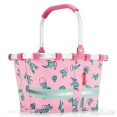 Детская корзина Carrybag xs Cactus pink