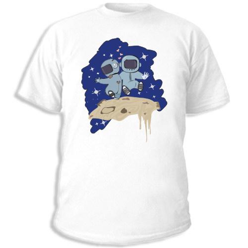 Футболка «Космонавтики»