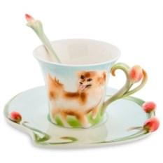 Чайная пара Собака Pavone