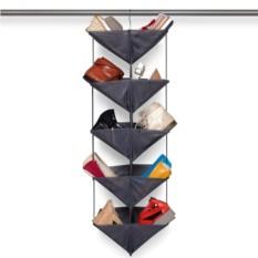 Органайзер для обуви Enfold (цвет: тёмно-серый)