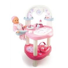 Набор для кормления и купания пупса Baby Nurse