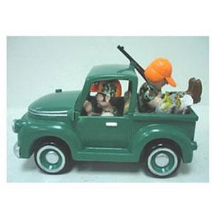 Прикольная игрушка «Охотничий Пикап»