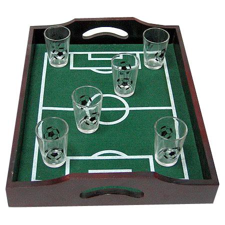 Алкогольная игра «Пьяный Футбол»