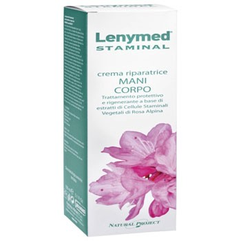 Восстанавливающий крем для рук и тела Lenymed Staminal