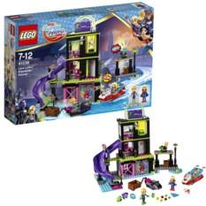 Конструктор Lego Super Hero Фабрика Криптомитов Лены Лютор