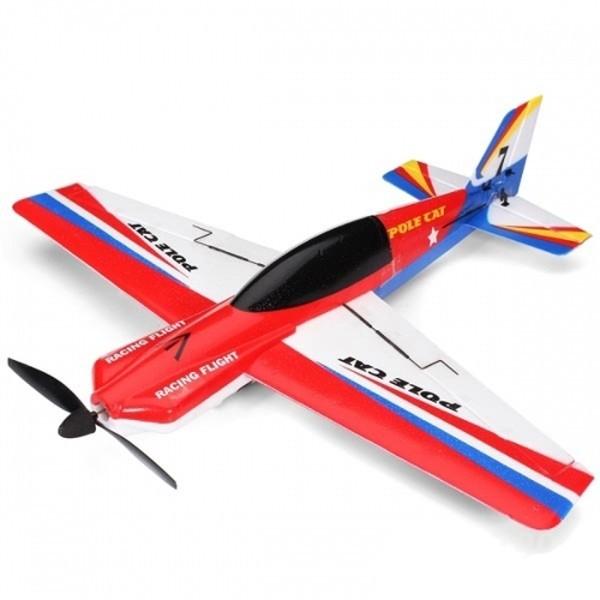 Радиоуправляемый самолет WL Toys Pole Cat WLT-F939, 2.4Ghz