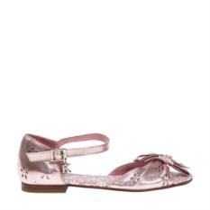 Розовые блестящие босоножки Kakadu