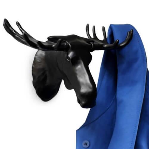 Вешалка Moose, черная
