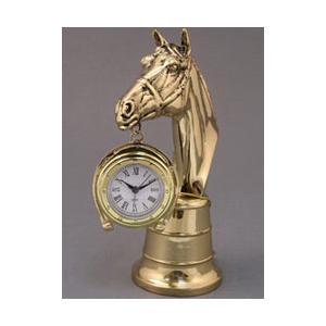 Настольные часы «Лошадь»