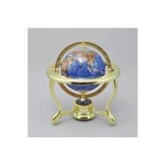 Настольный глобус Синее море