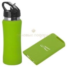 Подарочный набор Life Energy (цвет: зеленое яблоко)