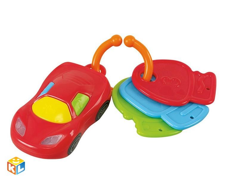 Развивающая игрушка Playgo Брелок с ключами