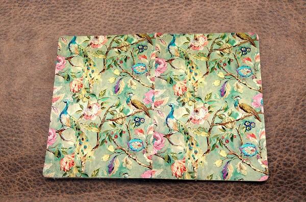 Обложка на паспорт «Винтажный цветочный паттерн», G.Design