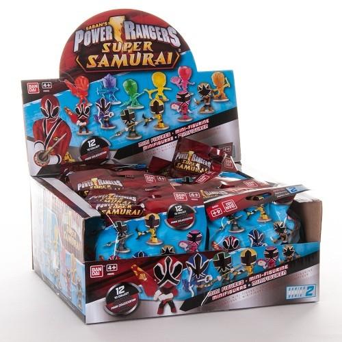 Минифигурка Power Rangers Samurai Могучие рейнджеры