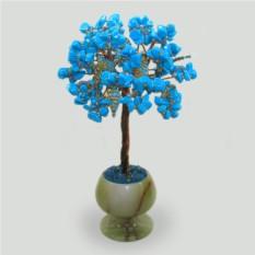 Дерево из бирюзы Счастье и радость