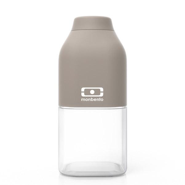 Серая бутылка MB Positive 0,33 л