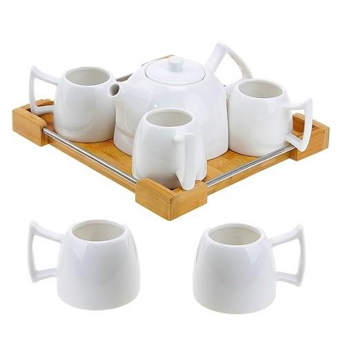 Чайный набор Горячий поединок на 4 персоны