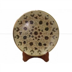 Панно из эмали на подставке