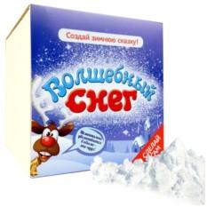 Набор для создания искуственного снега «Детский набор»