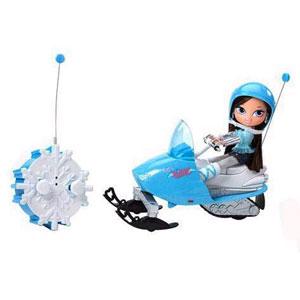 Братц Кидз «Снегокат» с куклой Дана