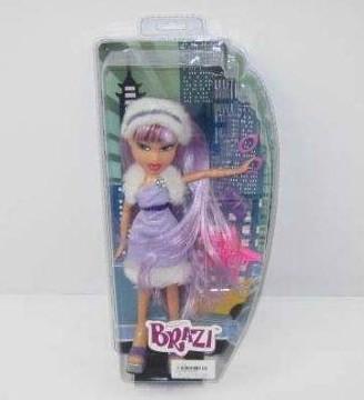 Кукла Брази, зимняя одежда (Bratz, Bratzillaz)