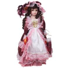 Подарочная фарфоровая кукла Карина