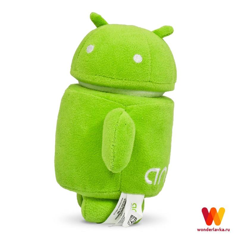 Плюшевая игрушка Андроид (Android)