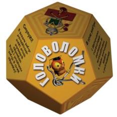 Желтый набор головоломок «Додекаэдр»