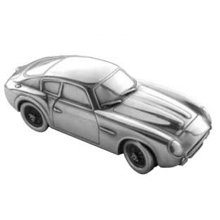 Скульптура-автомобиль Aston Martin DB4 Zagato