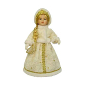 Кукла «Снегурочка»