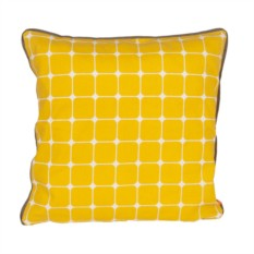 Подушка Tiles (Желтый)
