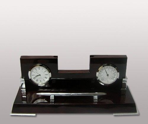 Офисный набор с часами