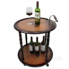 Сервировочный стол-бар 59,5х59,5х74 см