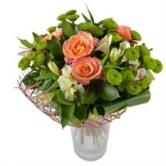 Букет цветов Виктория