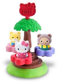 Игровой набор «Карусель», Hello Kitty