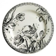 Обеденная тарелка Gien Тюльпаны