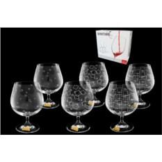 Набор бокалов для бренди и коньяка Cecilia